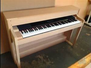 Yamaha Clp 535 B : how we made a piano shell from scratch for our electric ~ Kayakingforconservation.com Haus und Dekorationen