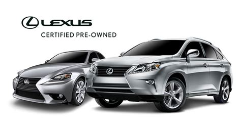 Pre Own Lexus