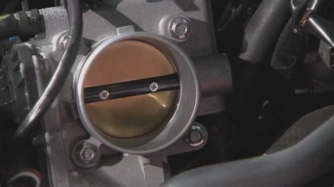 cleaning throttle bodies youtube