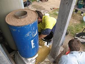 Chauffe Eau Bois : our rocket stove water heater 2 5 years on ~ Premium-room.com Idées de Décoration