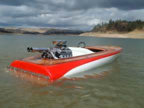 Photos of Old Speed Boats For Sale