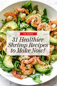 31 Healthy Shrimp Recipes to Make In March | foodiecrush.com