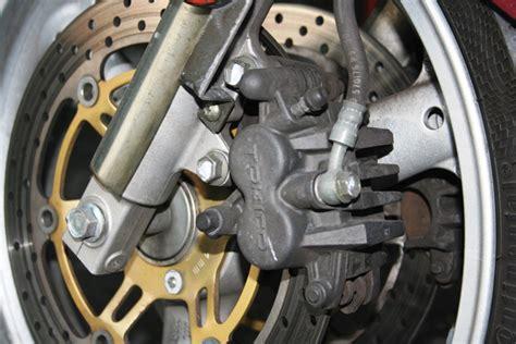 Motorcycle Brake Service