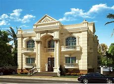 Classic Villa Cube Design