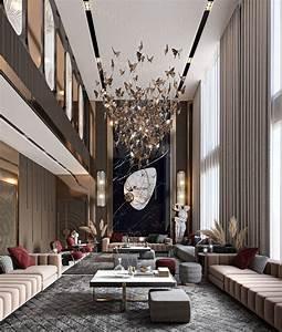 Luxury, Double, Height, On, Behance, In, 2020