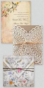 25 perfect and most romantic boho wedding ideas funny With boho wedding invitations with lace