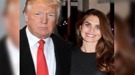 Hope Hicks Trump Secretary