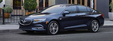 2018 buick regal sportback luxury sedan buick
