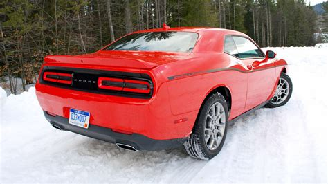 2017 Dodge Challenger Gt First Drive