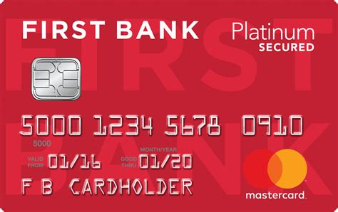 With a business secured this being said, however, as a business secured credit card, bbva will require that you open a secured credit card savings account with a. First Bank Platinum Secured MasterCard | First Bank