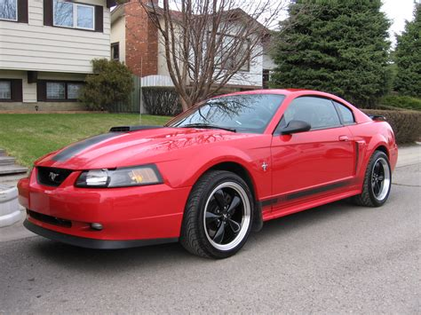 2003 Ford Mustang Mach 1 Related Infomation,specifications