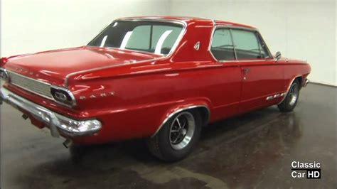 Classic Dodge Dart by 1965 Dodge Dart Gt Classic Car Hd