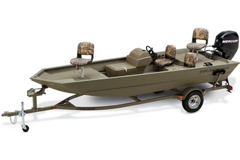Tracker Boats Grizzly 1754 by Tracker Boats Bass Panfish Boats 2015 Pro 160
