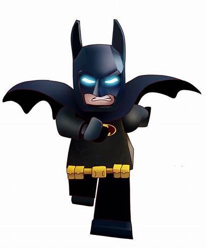 Batman Lego Transparent Clipart Background Vector Champions