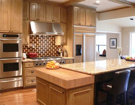 kitchen island with cutting board top maple butcher block countertop kitchen in dallas