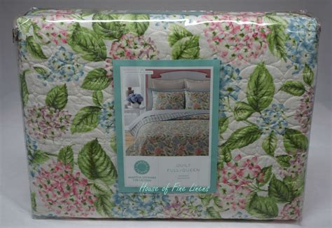 Martha Stewart Quilt Collection. Martha Stewart Hydrangea
