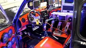 Fiat 500 Modificata Spaziale - Fiera Tuning Roma