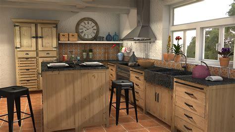 cuisines maison du monde projet cuisines cocina pagnol 2 by lidiale