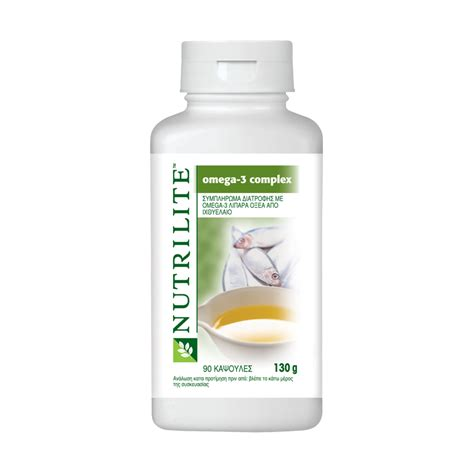 vitamin b complex amway nutrilite omega 3 complex home