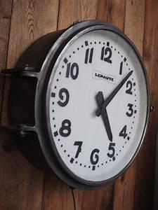 Horloge De Gare : horloge de gare lepaute ~ Teatrodelosmanantiales.com Idées de Décoration