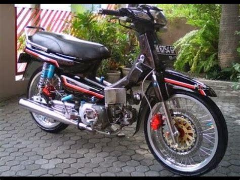 Modif Astrea Grand Bulus by Motor Trend Modifikasi Modifikasi Motor Honda
