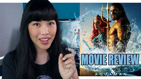 Aquaman  Movie Review  Vlogmas Day 18  Youtube