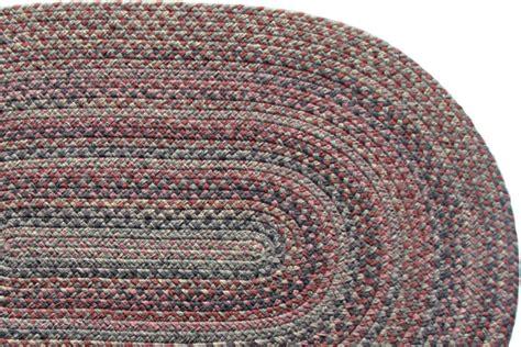 stroud braided rugs highland harvest runner wool braided rug