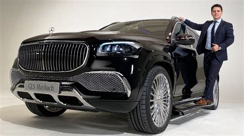 Rubellite red / obsidian black, exclusive nappa. 2020 Mercedes Maybach Gls 600 Price | 2020 Mercedes