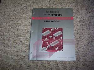 1994 Toyota T100 Electrical Wiring Diagram Manual Dx Sr5 2