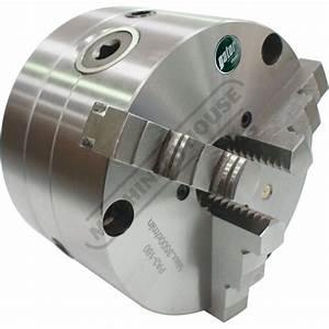C2822 - PA-200/D1-4 3 Jaw Adjustable Scroll Chuck Camlock
