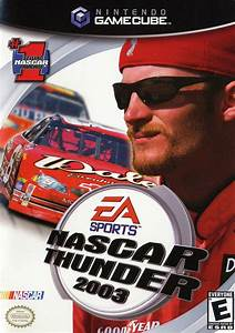 Nascar Thunder 2003 Gamecube Game