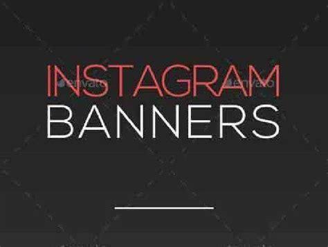 instagram banners  freepsdvn