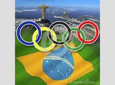 Rio De Janeiro Brazil Olympic Games 2016 Editorial