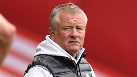 Coronavirus: Sheffield United boss Chris Wilder says ...