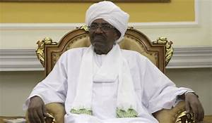 Sudanese president, al-Bashir, sworn in for another term ...