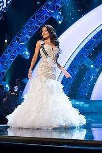 Las Vegas: Miss Universe 2012 Evening Gown Competition ...