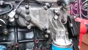 Kia Sedona Carnival    Hyundai 2 9 Crdi Oil Cooler Part1  2 Removal Installation