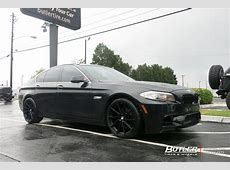 BMW 5 Series with 20in TSW Watkins Wheels exclusively from