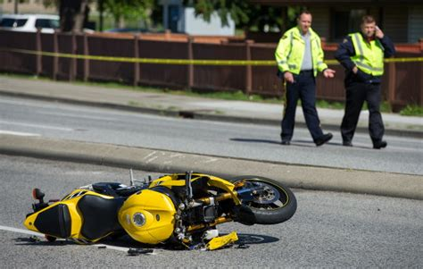 One Dead, Three Injured In Surrey After Motorcycle Crashes