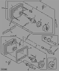 Headlight - Tractor John Deere 5510 - Tractor