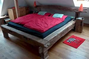 Tisch Aus Alten Balken : bett aus alten balken perfect schne ideen tisch aus alten ~ Michelbontemps.com Haus und Dekorationen