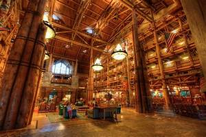 The Rustic Design Inspiration of Disney's Wilderness Lodge