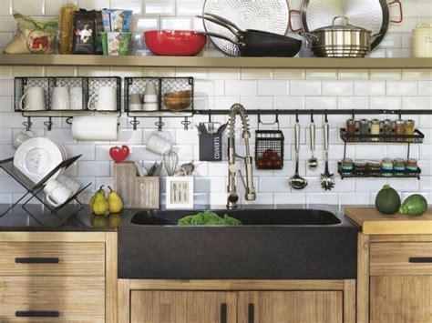 alinea accessoires cuisine la crédence atout majeur d 39 une cuisine optimisée