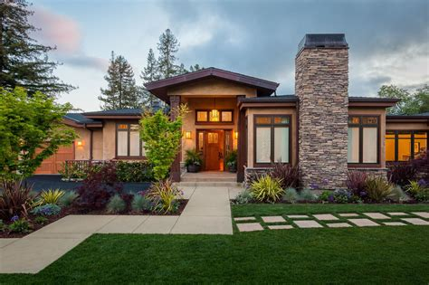Affordable Craftsman One Story House Plans — House Style