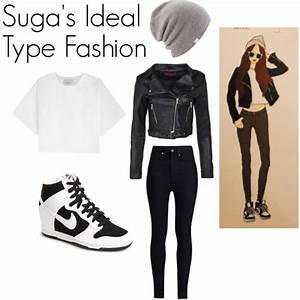 45 best images about Bts outfits for girls on Pinterest | Woman clothing Rap monster and Kpop