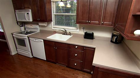unclutter your life clearing the kitchen counter of kitchen counter home design ideas