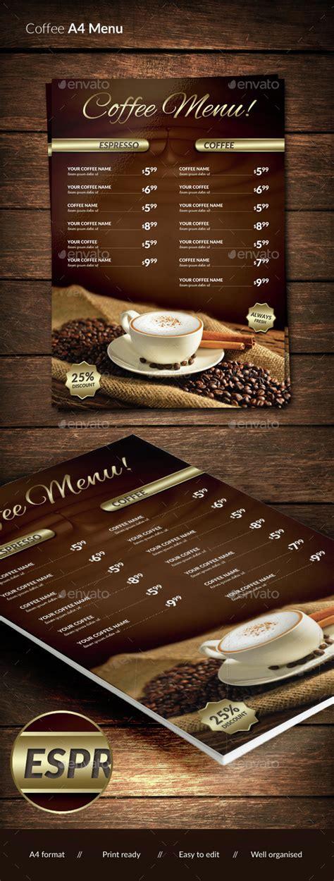 premium restaurant menu templates webprecis