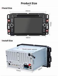 Android 7 1 Head Unit Dvd Gps System For 2007