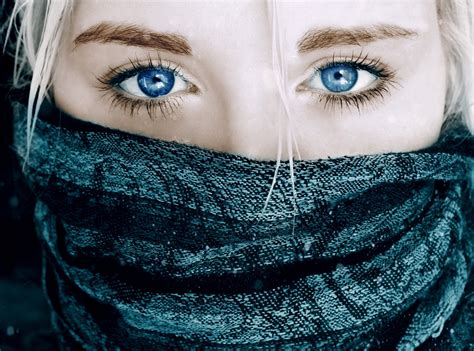 scarf blue wallpapers hd desktop and mobile