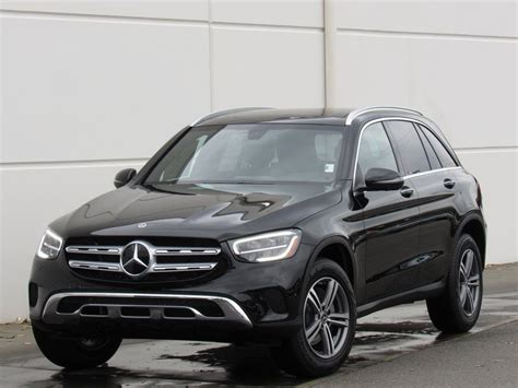 This 2020 glc 300 is the vehicle for you. 2020 Mercedes-Benz GLC 300 4MATIC® SUV Bellingham WA 33138045